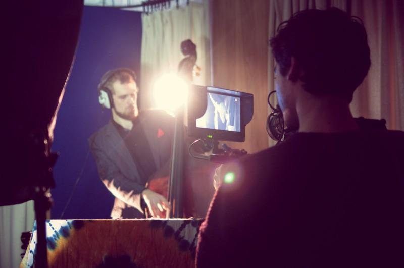 'In Limbo' EP Recording